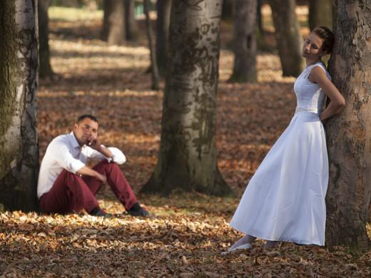 co ja zrobiłem, że się ożeniłem