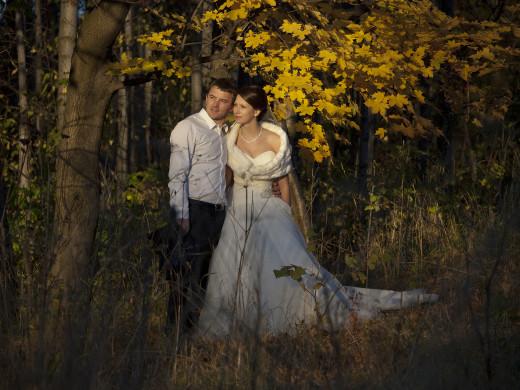 plener ślubny w Zakopanem
